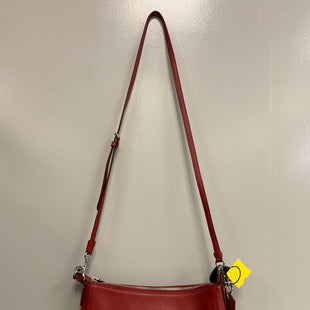Primary Photo - BRAND: COACH STYLE: HANDBAG DESIGNER COLOR: RED SIZE: MEDIUM SKU: 313-31311-30521