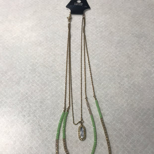 Primary Photo - BRAND:    CLOTHES MENTOR STYLE: NECKLACE COLOR: GREEN SKU: 313-31344-17891