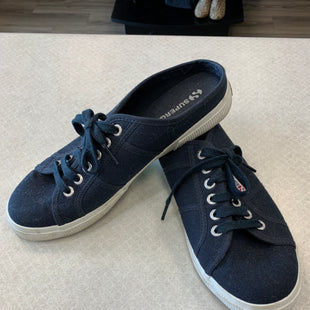Primary Photo - BRAND: SUPERGA STYLE: SHOES FLATS COLOR: NAVY SIZE: 9 SKU: 313-31328-34586