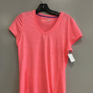 Primary Photo - BRAND: MIA STYLE: ATHLETIC TOP SHORT SLEEVE COLOR: PINK SIZE: M SKU: 313-31311-28171