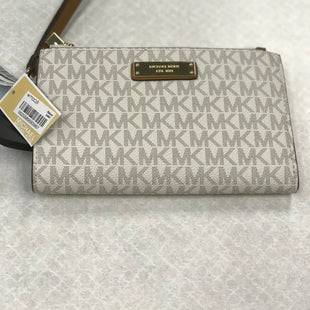 Primary Photo - BRAND: MICHAEL KORS STYLE: WRISTLET COLOR: WHITE SKU: 313-31344-19814