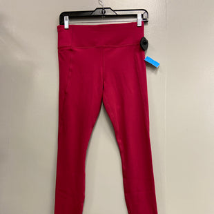 Primary Photo - BRAND: ATHLETA STYLE: ATHLETIC CAPRIS COLOR: PINK SIZE: S SKU: 313-31344-20698