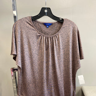 Primary Photo - BRAND: APT 9 STYLE: TOP SHORT SLEEVE COLOR: PINK SIZE: L SKU: 313-31328-36388