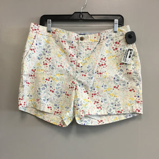 Primary Photo - BRAND: OLD NAVY STYLE: SHORTS COLOR: FLORAL SIZE: 10 SKU: 313-31311-33112