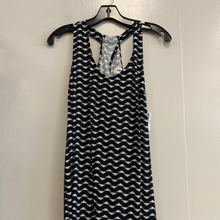 Primary Photo - BRAND: OLD NAVY STYLE: DRESS SHORT SLEEVELESS COLOR: BLACK WHITE SIZE: XS SKU: 313-31328-33998