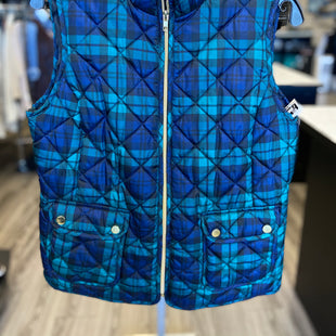 Primary Photo - BRAND: ST JOHNS BAY STYLE: VEST DOWN COLOR: PLAID SIZE: M SKU: 313-31332-8463