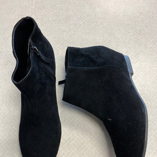 Primary Photo - BRAND: NINE WEST STYLE: BOOTS ANKLE COLOR: BLACK SIZE: 9.5 SKU: 313-31344-20941
