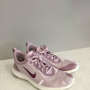 Primary Photo - BRAND: NIKE STYLE: SHOES ATHLETIC COLOR: PINK SIZE: 9.5 SKU: 313-31349-2098