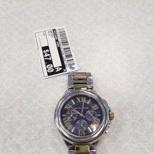 Primary Photo - BRAND: MICHAEL KORS STYLE: WATCH COLOR: BLUE SKU: 313-31311-25494
