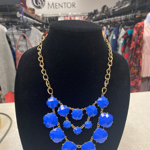 Primary Photo - BRAND:    CLOTHES MENTOR STYLE: NECKLACE COLOR: BLUE SKU: 313-31328-34954