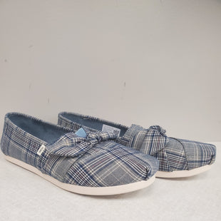 Primary Photo - BRAND: TOMS STYLE: SHOES FLATS COLOR: PLAID SIZE: 10 SKU: 313-31311-30936