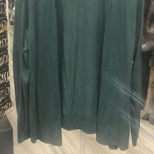 Primary Photo - BRAND: OLD NAVY STYLE: SWEATER CARDIGAN LIGHTWEIGHT COLOR: GREEN SIZE: 2X SKU: 313-31349-2379