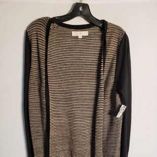 Primary Photo - BRAND: ANN TAYLOR LOFT STYLE: SWEATER CARDIGAN LIGHTWEIGHT COLOR: TAN SIZE: L SKU: 313-31311-25971