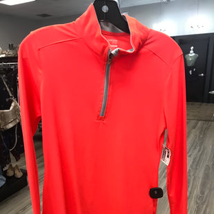 Primary Photo - BRAND: DANSKIN NOW STYLE: ATHLETIC TOP COLOR: ORANGE SIZE: M SKU: 313-31350-63