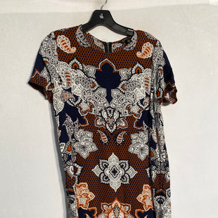 Primary Photo - BRAND: EXPRESS STYLE: DRESS SHORT SHORT SLEEVE COLOR: PRINT SIZE: M SKU: 313-31318-11638