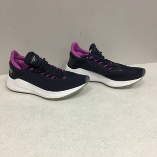 Primary Photo - BRAND: NEW BALANCE STYLE: SHOES ATHLETIC COLOR: NAVY SIZE: 7 SKU: 313-31344-20058