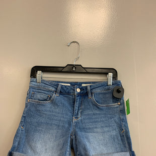 Primary Photo - BRAND:    CLOTHES MENTOR STYLE: SHORTS COLOR: DENIM SIZE: 4 OTHER INFO: PILCRO AND THE LETTERPRESS - SKU: 313-31311-32899