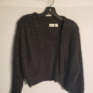 Primary Photo - BRAND: CATO STYLE: SWEATER CARDIGAN LIGHTWEIGHT COLOR: BLACK SIZE: XL SKU: 313-31311-23977