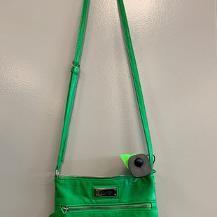 Primary Photo - BRAND: IZOD STYLE: HANDBAG COLOR: GREEN SIZE: SMALL SKU: 313-31349-625