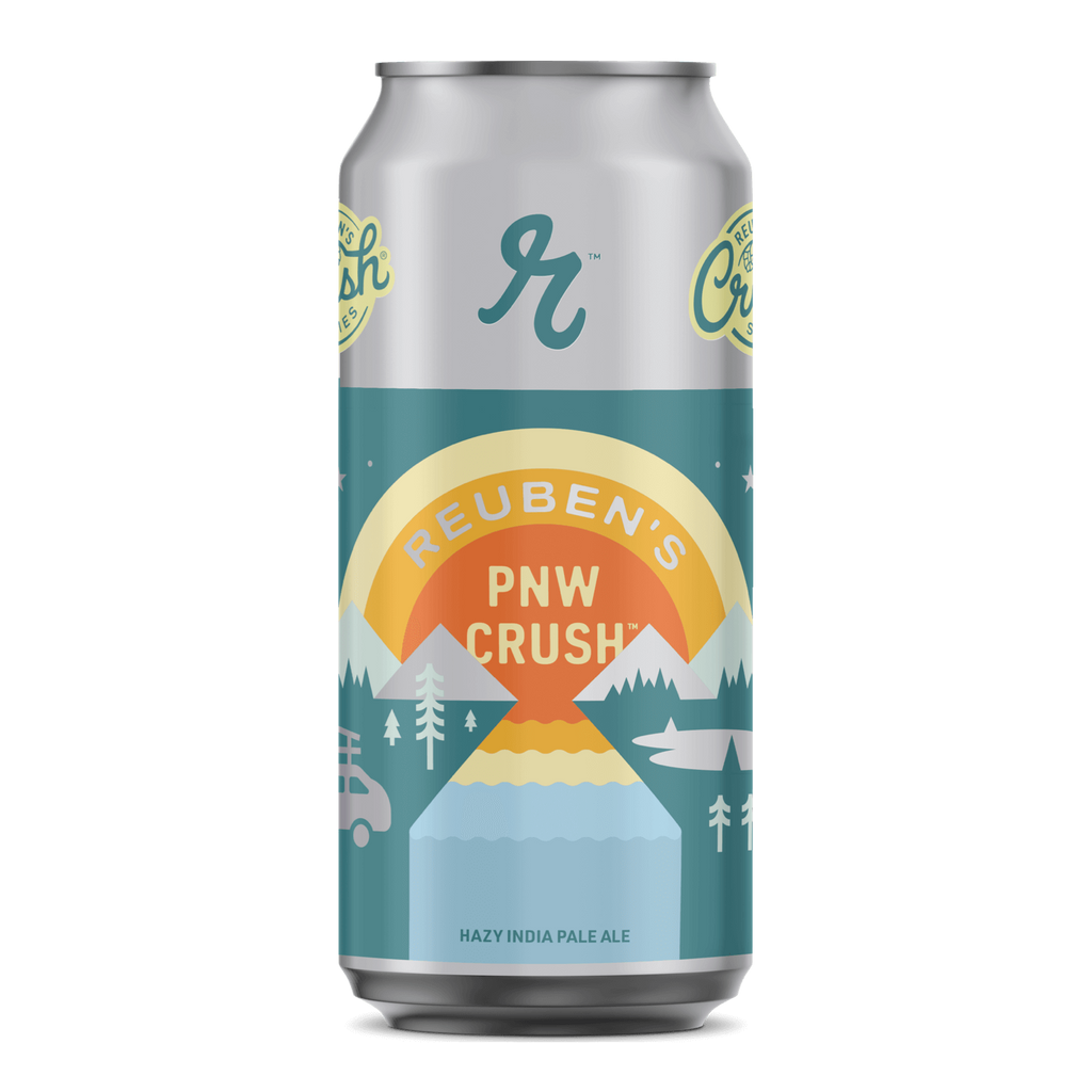 PNW Crush Hazy IPA Cans