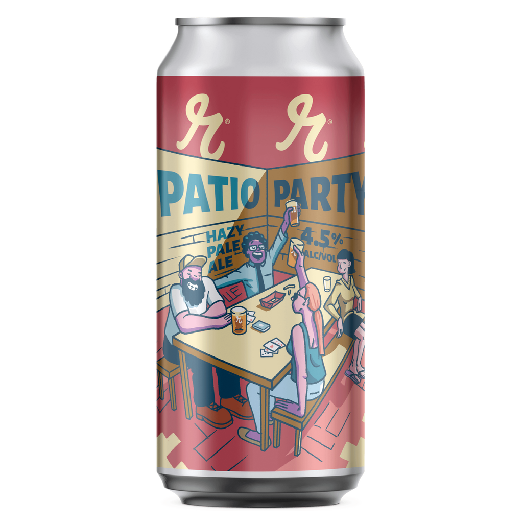 Patio Party Hazy Pale