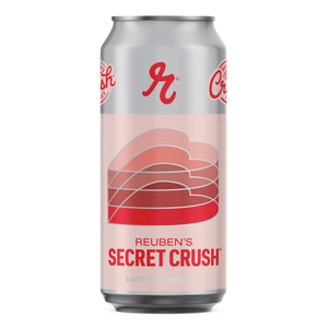 Secret Crush Hazy IPA