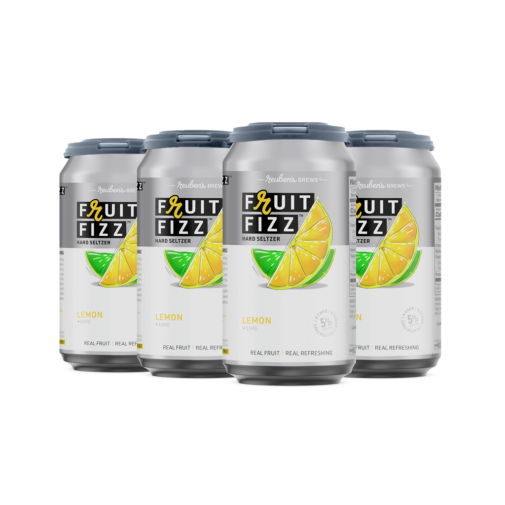 Fruitfizz: Lemon & Lime