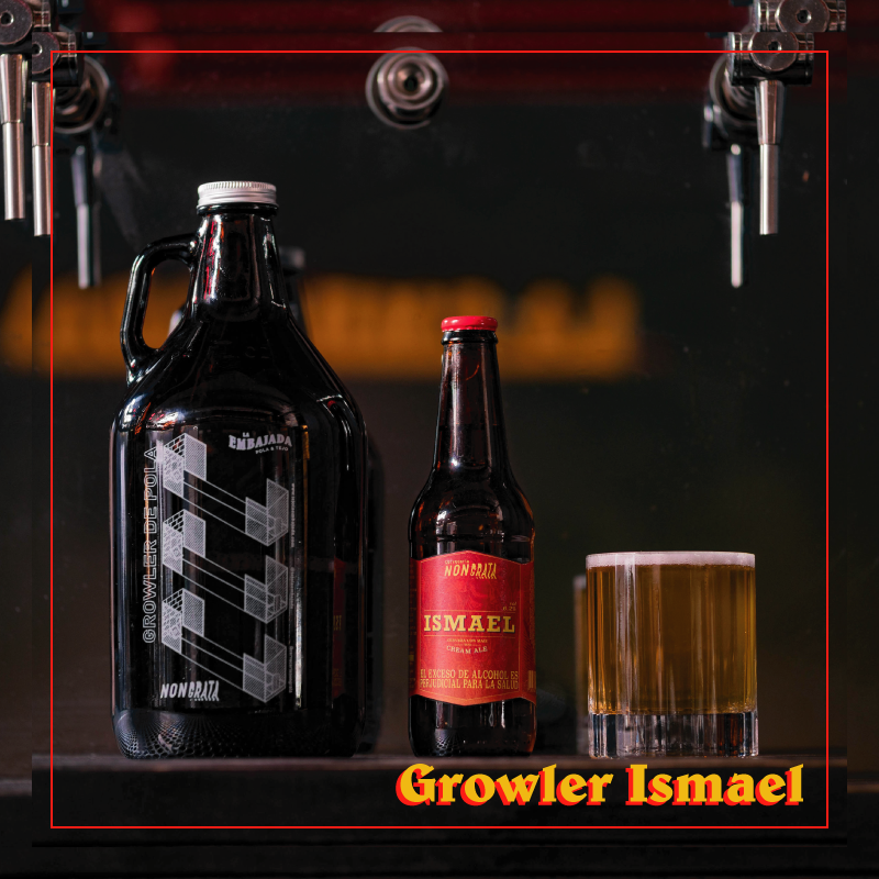 Growler Ismael