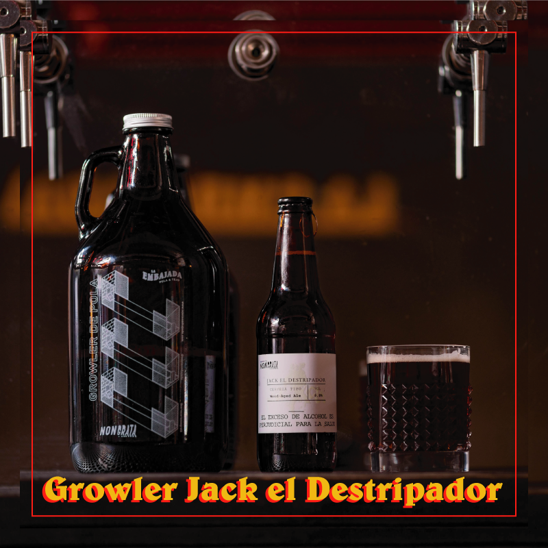 Growler Jack the Ripper