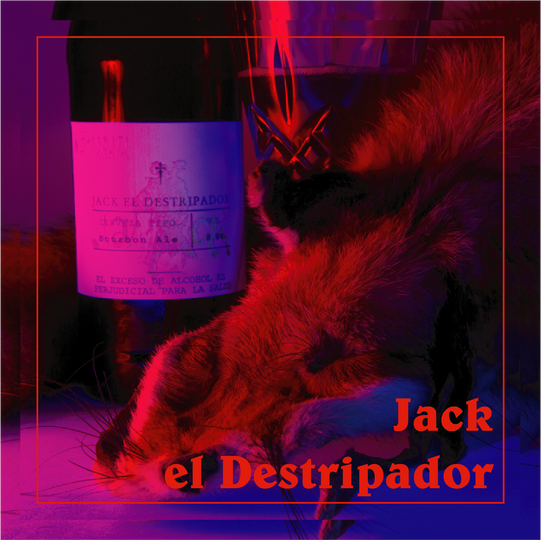 Craft Beer Jack the Ripper