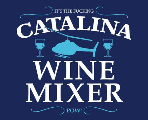 Catalina Wine Mixer Tee
