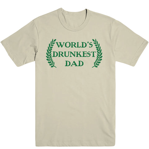 Drunkest Dad Men's Tee