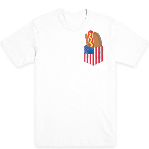 Pocket Dog Men's Tee