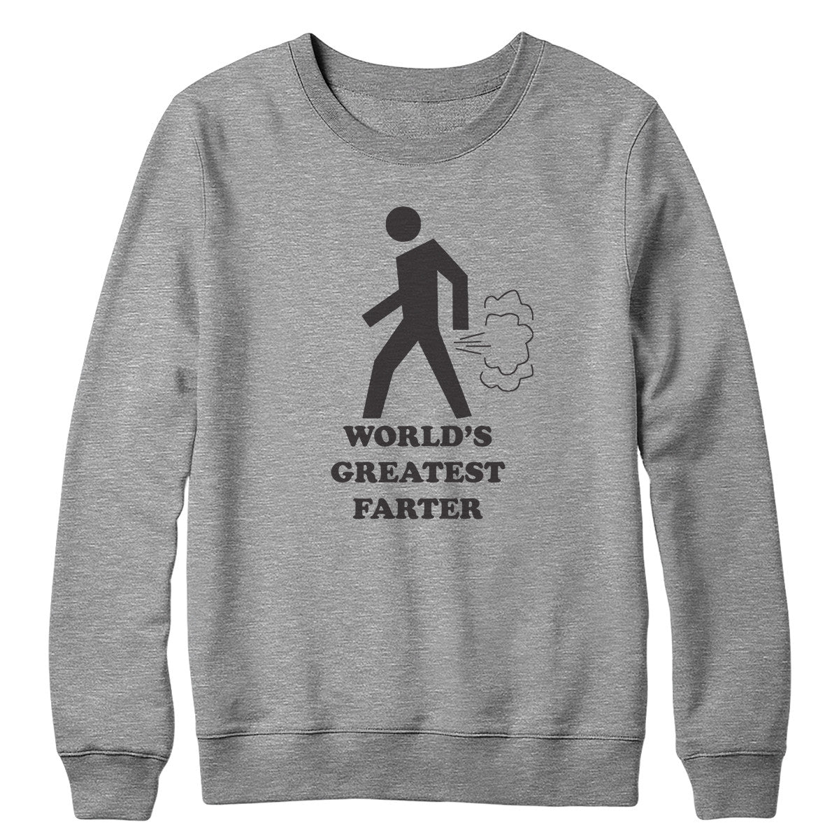 Greatest Farter Crewneck