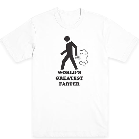 Greatest Farter Men's Tee