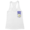 2 Tickets to Paradise Women's Racerback Tank