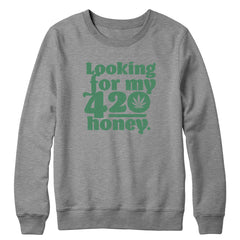 420 Honey Crewneck