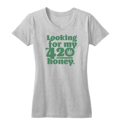 420 Honey Women's V