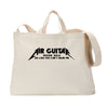 Air Guitar Tote Bag