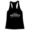 Awesomed Everywhere Women's Racerback Tank