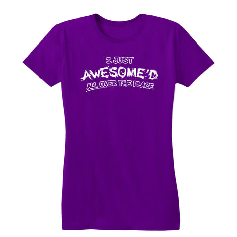 Awesomed Everywhere Women's Tee