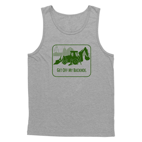 Backhoe Tank Top