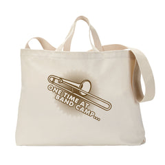 Band Camp Tote Bag