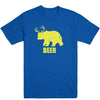 Bear + Deer = Beer Men's Tee
