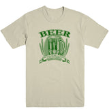 Beer, Cause and Solution Men's Tee