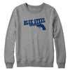 Blue Steel Crewneck