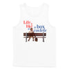 Life is Like a Box of Covfefe Tank Top