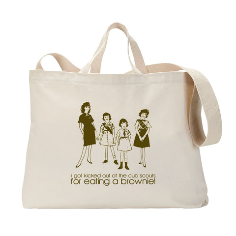 Brownie Tote Bag