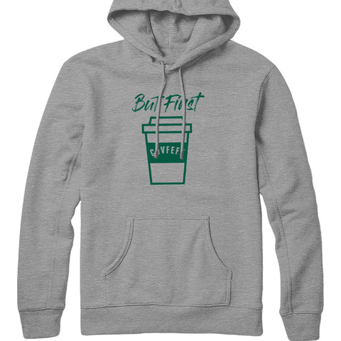 But First Covfefe Hoodie