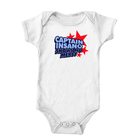 Captain Insano Onesie